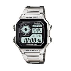 Buying Digital Watch Watches Mens World Time 10 Atm Water Resistant Ae 1200Whd 1A