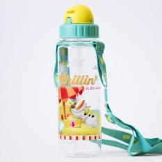 Disney Frozen Chillin in the Sunshine Bottle 450ml Straw Cap