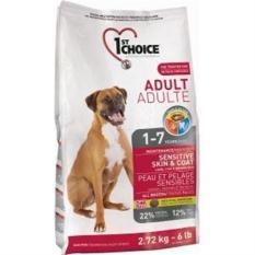Retail Price 1St Choice Dog *d*lt Sensitive Skin Coat 2 72Kg