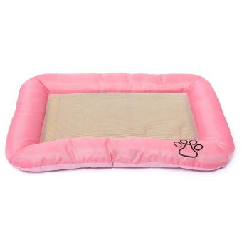 Dog Cat Pet Summer Cooling Cushion Pad Cool Water Gel Mat Seat Bed S M L E+1371341148085