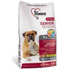 Price 1St Choice Dog Senior Sensitive Skin Coat 2 72 Kg Singapore