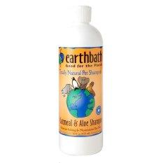 Review Earthbath Oatmeal Aloe Shampoo 16Oz On Singapore