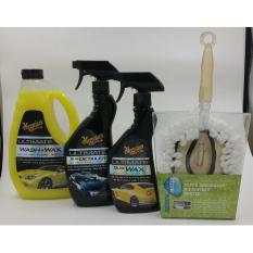 Meguiar S Easy Car Care Set C W Microfiber Duster Mini Shopping