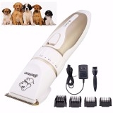 Electric Low Noise Animal Pet Dog Cat Hair Razor Grooming Trimmer Shaver Clipper Intl Free Shipping