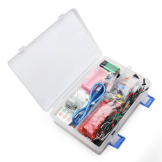 Electronic Parts Pack Uno Basic Starter Learning Kit Upgrade Version For Arduino Export Promo Code