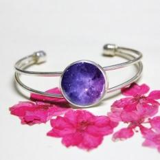 Price Elegant Vintage Galaxy Nebula Space Bangle Bracelet Basic Charm Bracelet Fashion Jewelry Gift Intl Oem China