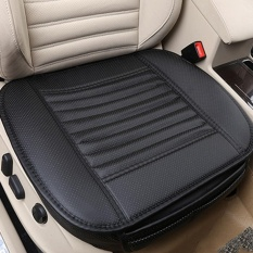 Buy Era Universal Comfortable Car Seat Cover Non Rolling Up 4 Seasons Seat Cushion Black Intl Cheap China