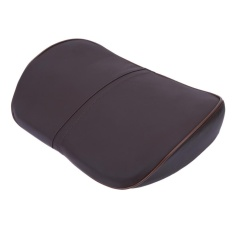 Who Sells Ergonomic Car Seat Memory Cotton Neck Rest Pillow Headrest Pad Cushion Coffee Intl The Cheapest