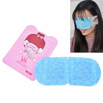 Eye Care Steam Eye Mask Warm Soothing Disposable Generating Eye Spa Care