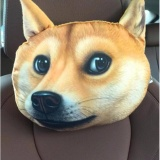 Fashion Creative Animal Car Seat Head Neck Rest Cushion Pillow Intl On China