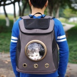 Where Can You Buy Fashion Pet Travel Carrier Space Canvas Space Capsule Pet Dog Carrier Backpacks Sport Travel Outdoor Pet Puppy Cat Bag Intl