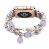 Fashion Sports Black Stone Bracelet Strap Band For Apple Watch Series 2 1 42Mm E Intl Sale