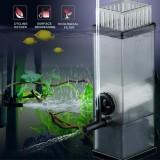Top 10 Fish Tank Aquarium Surface Skimmer Filter Freshwater Marine Oil 300L Water Pump Intl