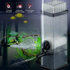Fish Tank Aquarium Surface Skimmer Filter Freshwater Marine Oil 300L Water Pump Intl Lower Price