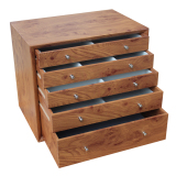 Price Times Music Wooden Ornaments Five Layer Drawer Jewelry Box Oem Original