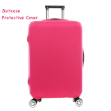 Sale Flora Expandable Elasticy 18 20 Inch Waterproof Travel Luggage Protective Cover Rose Red Intl On China