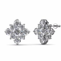 Cheapest Flourish Earrings Crystals From Swarovski®