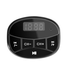 Where Can I Buy Fm Transmitter Ueb Hk012D Car Fm Transmitter Bluetooth Hf Mp3 Player Charger Kit Dual Usb Intl