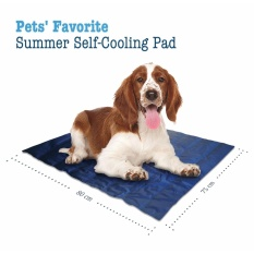 Buy Foldable Pet Dog Cooling Gel Pad Mat For Travel Floor Couch Car Seat Pet Bed Kennel Intl China