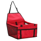 Sale Folding Pet Dog Car Seat Safe Travel Carrier Handbag Red Intl Vakind Original