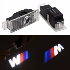 Who Sells For Bmw E90 E60 F30 F10 F15 E63 E64 E65 E86 E89 E85 E91 E92 E93 F02 M5 E61 F01 Gt M3 M5 M Performance Logo Led Car Door Lights Intl The Cheapest