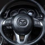 Buy For Mazda 3 6 Cx 5 Cx 9 Cx 4 Modified Car Standard Carbon Fiber Logo Dial Cover Decorative Cover Intl Anteke Cheap