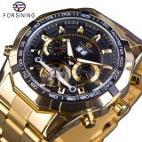 Promo Forsining Men S Business Mechanical Watch Intl