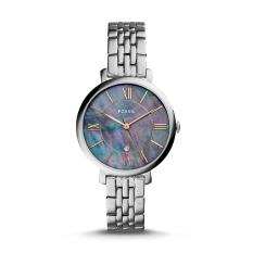 Compare Price Fossil Es4205 Jacqueline Stainless Steel Analog Ladies Watch On Singapore