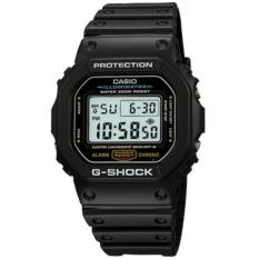 G Shock Classic Square Black Watch Dw 5600E 1V Lowest Price