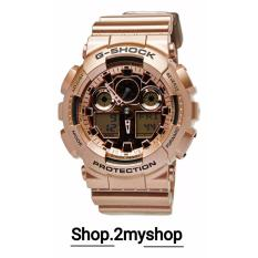 Where To Buy G Shock Rose Gold Limited Edition Ga 100Gd 9A