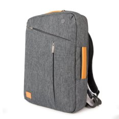 Discount Gearmax Wiwu Multi Function Backpack For Laptop Up To 15 6 Inch Gray Gearmax China