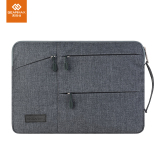 Gearmax Walker Sleeve Bag For Macbook Air Pro Dell Lenovo Xiaomi Asus Acer 13 3Inch Gray Intl Sale