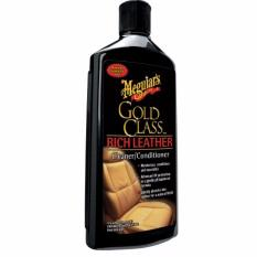 Best Rated Meguiar S G7214 Gc Rich Leather Cleaner Conditioner
