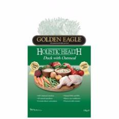 Golden Eagle Holistic Health Duck With Oatmeal Dog Food 2kg By Petso2.