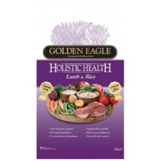 Golden Eagle Holistic Health Lamb & Rice Dog Food 2kg By Petso2.