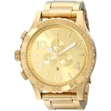 Gpl Nixon 51 30 Chrono Watch In All Gold Watch Ship From Usa Intl Price