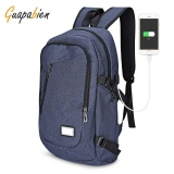 Sale Guapabien External Usb Charge Port Cable Laptop Bag Travel Backpack Intl Guapabien Original