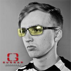 Price Gunnar Vayper Optiks Eyewear Anti Blue Light Game Goggles Anti Fatigue Radiation Glasses Suitable For Men And Women Models Black Intl China