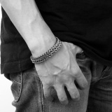 H025 Fashion 316L Stainless Steel Bracelet For Man Intl Reviews