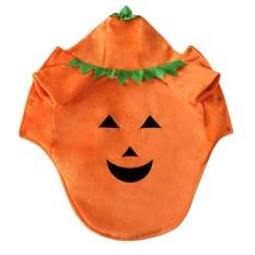 Halloween Funny Pumpkin Dog Costume Clothes Pet Coat Fleece Super Cute Costume 2xl - Intl By Miss Lan.