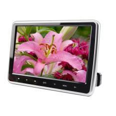 Buy Hdmi 10 Hd Digital Lcd Screen Car Headrest Monitor Dvd Usb Sd Player Ir Fm Online China