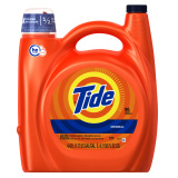 List Price He Turbo Clean Original Scent Liquid Laundry Detergent 96 Loads 150 Fl Oz Tide