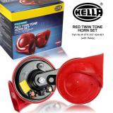 Discount Hella Twin Tone Horn Set Red Hella Singapore