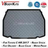Buy High Quality Toyota Chr 2017 18 3D Waterproof Car Bootliner Boot Tray Cargo Mat Ready Stock Oem