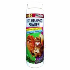 Hobo Dry Shampoo Powder Cat & Dog 150g By Petso2.