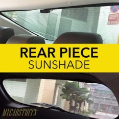 Compare Price Honda Vezel Hrv 2013 2018 Rear Sunshade Oem On Singapore