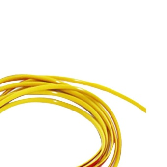 Hot Sales 5 Meters Flexible Trim Car Interior Exterior Forming Strip Decoration Line Yellow