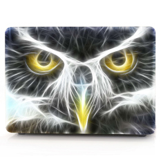Best Deal Hrh Vicious Owl Laptop Body Shell Protective Hard Case For Apple Macbook Pro 13 3 With Cd Rom Drive A1278 Intl