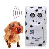 Humanely Ultrasonic Anti Bark Device Stop Dog Barking Silencer Us Plug Intl For Sale