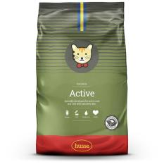Buy Cheap Husse Exclusive Active Dry Food For Cats 2Kg